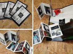 Pliage d'une #Affiche A3 pour réaliser un #depliant | Par Makadam Poppins www.makadam-poppins.fr