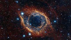 helix nebula space stars explosion brilliance backgrounds 1920x1080