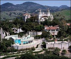 Hearst Castle-- San Simeon, CA