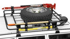 Universal Safari Rack Tray by Warrior®, 1 Piece. Looking for quality accessories for your Jeep or other off-road vehicle? Examine a wide range of top Warrior bumpers, control arms, and more offered at CARiD. Jeep Xj Mods, Jeep Zj, Truck Mods, Jeep Truck, Jeep Wrangler, Pickup Trucks, Truck Parts, 4x4 Parts, 2001 Jeep Cherokee
