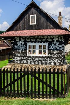 European Countries, Cabana, Czech Republic, Homeland, Gazebo, Ornament, Cottage, Outdoors, Outdoor Structures