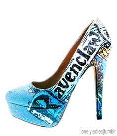 """""""Wit beyond measure is a man's greatest treasure."""" ...but cute shoes are a girl's greatest treasure(:"""
