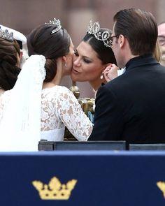 Princess Sofia with CP Victoria and Prince Daniel.  June 13th 2015
