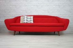 Midcentury Greaves and Thomas for Heals large sofa
