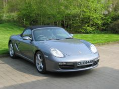 Porsche Boxster S, (987) 2005