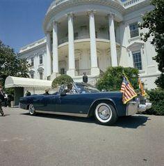 109 Best John F Kennedy Presidential Limousine 1961 Lincoln