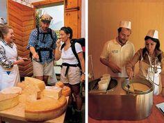 Alles Käse im Bregenzerwald