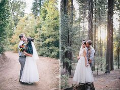 DIY Yosemite Wedding: Brianne + Louie; exactly what we've been planning