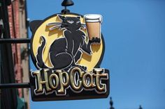 HopCat bar plans to set record during grand opening with 100 taps from 1 brewery