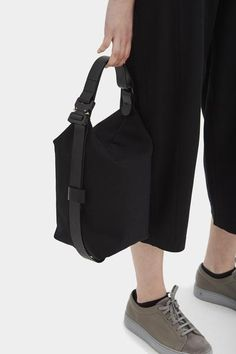 Transfer Bag Black
