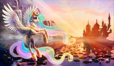 Sol of Celestia by CosmicUnicorn on DeviantArt