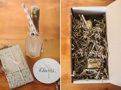 DIY Client Gifts: Cheers to Your Love