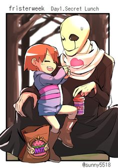 """Secret Lunch"" 