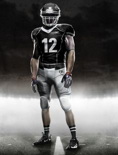 New Nike Uniforms - RAIDERS