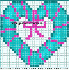 small designs borduurpatronen (78).png (484×491)