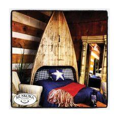 Boat head board