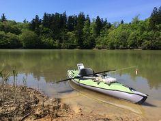 Kayak fishing #Bass Fishing #kayak #Top Water Lure