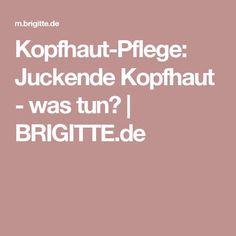 Kopfhaut-Pflege: Juckende Kopfhaut - was tun? | BRIGITTE.de