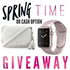 GO TO-----> @kakreations NEXT! INTERNATIONAL GIFT We are gifting this gorgeous Kate Spade bag  an Apple Watch to one lucky person! TO ENTER:  1. FOLLOW ME 2. Like this photo 3. Follow @kakreations 4. Repeat steps 1 2 3 until you get back here! You must follow all accounts to enter! We check!  5. Leave a comment when you finish all the steps. BONUS: Tag two of your besties and comment where you are from!  Your profile should be public in order to win. Comp will run for 96 hours and entries…