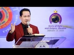 The Appointed Son of God, Pastor Apollo C. Quiboloy, brings the enlightening message of love and salvation to the KLCs of Kyiv and Dnipro in Ukraine, LIVE fr. Kingdom Of Heaven, Son Of God, Love Messages, Apollo, Gods Love, Worship, January, Father, Spirituality