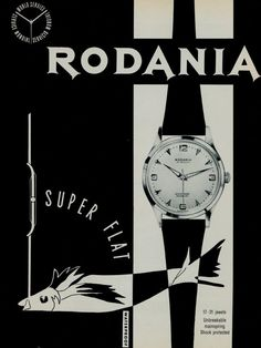 1956 ad ‹ Strickland Vintage Watches