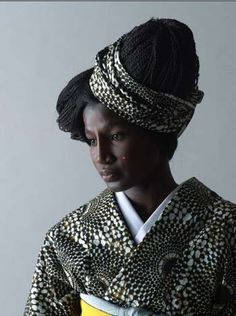 Wafrica. Serge Mouangue. Check out wafrica.jp