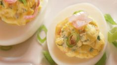 Get this all-star, easy-to-follow Ultimate Deviled Eggs recipe from Nancy Fuller