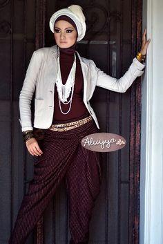 Hijab style: look des milles et une nuit