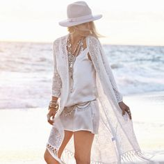 96a532fd0660 13 Best Boho Style Beach Cover Ups images