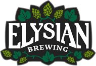 Superfuzz by Elysian Brewing Company - Blood orange pale ale, the summer seasonal. Bittered with German Northern Brewer and Cascade hops and finished with Citra and Amarillo; 5.4% ABV.