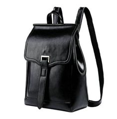 Abdb-backpack Woman Fashion For Female Backpack Large Capacity School Bag Black Leather Backpack, Leather Bags Handmade, Backpack Straps, Big Bags, Travel Backpack, Cowhide Leather, Backpacks, Brown Coffee, Brass Hardware