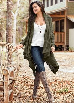 4853461ed566 Fall Cardigan Outfit