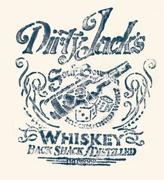 Dirty Jack's Whiskey by Ben Kwok