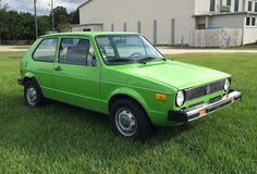 1974 VW Rabbit Swallowtail