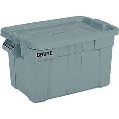 BRUTE(ブルート)トートボックス [L] 9S31 グレー