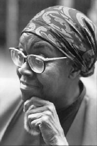 On May 5, 1950 poet Gwendolyn Brooks became the first African American to win a Pulitzer Prize.