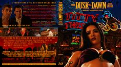 From Dusk Till Dawn Blu-ray Custom Cover