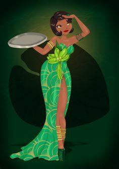 Le Colibri: Disney Princess #3 La Princesse et la Grenouille