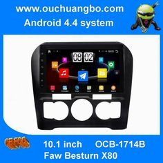 Find More Car DVD Information about Ouchuangbo android 4.4 audio dvd stereo for Faw Besturn X80 with USB BTquad core big screen 1.6GHz Russian spanish ,High Quality dvd auto,China dvd player ac adapter Suppliers, Cheap dvd player mp3 cd from Shenzhen Ouchuangbo Electronic CO.,LTD on Aliexpress.com