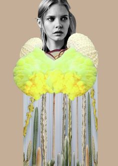 Sinead Leonard's Digital Collages