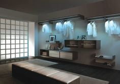 Walk-in closet Ray by Res. #design #bedroom
