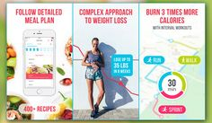 The only running app on the App Store designed specially for weight loss. Make your running serve your goals! Free Mobile Apps, How To Slim Down, Best Weight Loss, Make It Yourself, Running, How To Make, Racing, Keep Running, Track