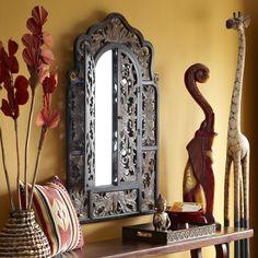 lotus & fig: Retail Odyssey: Gorgeous Global Mirrors