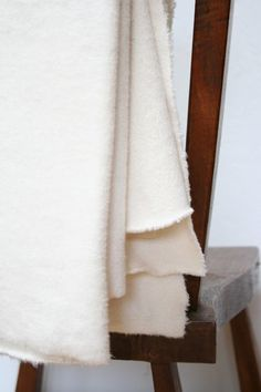 Lina Rennell Sheared Fur Throw