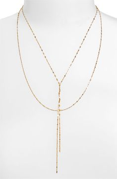 I have been loving this necklace ever since I saw it during christmas in my department. Lana jewels- adore this piece