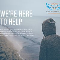 Wings for Widows guides widows through the shocks of early widowhood. Coaching, Wings, Inspiration, Training, Biblical Inspiration, Feathers, Ali, Inhalation