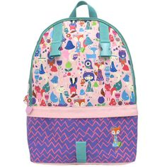foxtrot backpack - Paperchase