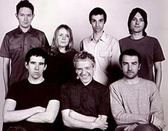 Belle and Sebastian - seasoned veterans.