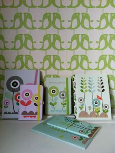 Sandra Isaksson 2014 collection for teNeues, isak - beautiful happy things