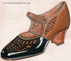 Summer Style Shoe 1926